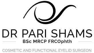 Miss Pari Shams – BSc, MRCP, FRCOphth